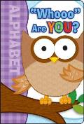 Whooo Are You?: Alphabet