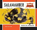 Salamander:: Master of Regrowth (Animal Superpowers)