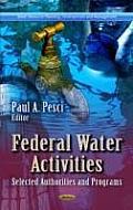 Federal Water Activities