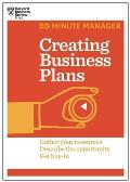 Creating Business Plans (20 Minute Manager)