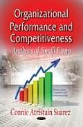 Organizational Performance & Competitiveness
