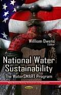 National Water Sustainability