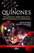 Quinones: Occurrence, Medicinal Uses & Physiological Importance