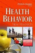 Health Behavior: New Research