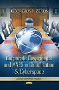 Corporate Governance and Mnes in Globalization & Cyberspace
