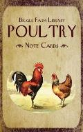 Biggle Farm Library Note Cards: Poultry