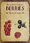Biggle Farm Library Note Cards: Berries