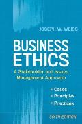 Business Ethics: A Stakeholder and Issues Management Approach (BK Business)