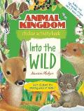 Animal Kingdom Sticker Activity Book: Into the Wild