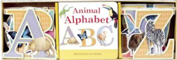 Animal Alphabet Book & Learning Play Set (Book & Learning Play Set)