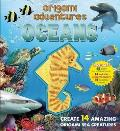 Origami Adventures: Oceans (Origami Adventures)