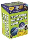 Smithsonian Everything You Need to Know: Grades 4-5 (Smithsonian Everything You Need to Know)