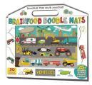 Brainfood Doodle Mats: Vehicles (Brainfood Doodle Mats)