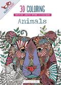 3D Coloring Animals