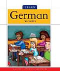 Learn German Words (Foreign Language Basics)