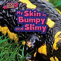 My Skin Is Bumpy and Slimy (Fire Salamander) (Little Bits: Zoo Clues)