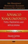 Advanced Nanocomposites
