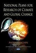 National Plans for Research of Climate & Global Change
