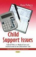 Child Support Issues: Federal Policy on Medical Care & Incarceration As an Enforcement Tool