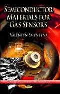 Semiconductor Materials for Gas Sensors
