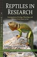 Reptiles in Research