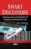 Smart Disclosure