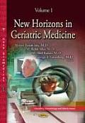 New Horizons in Geriatric Medicine: Volume 1