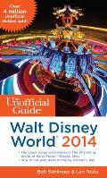 Unofficial Guide to Walt Disney World 2014