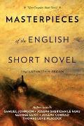 Masterpieces of the English Short Novel: Nine Complete Short Novels