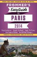 Frommers Easyguide to Paris 2014
