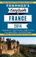 Frommers Easyguide to France 2014