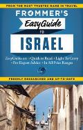 Frommer's Easyguide to Israel [With Map]