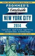 Frommers Easyguide to New York 2014