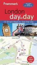 Frommers Day By Day Guide to London