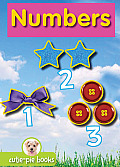 Numbers: Cutie-Pie Books