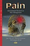 Pain: International Research in Pain Management