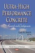 Ultra-high Performance Concrete: Research and Developments