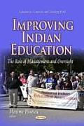 Improving Indian Education: the Role of Management & Oversight