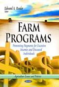 Farm Programs: Preventing Payments for Excessive Incomes & Deceased Individuals
