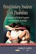 Postsecondary Students with Disabilities