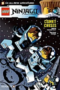 Ninjago #11: Lego Ninjago #11: Comet Crisis
