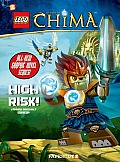 High Risk! (Lego Legends of Chima)