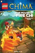 Legends of Chima #4: Lego Legends of Chima #4: The Power of Fire Chi