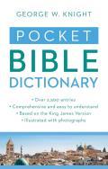 Pocket Bible Dictionary