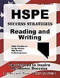 Hspe Success Strategies Reading and Writing Study Guide: Hspe Test Review for the Nevada High School Proficiency Exam