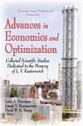Advances in Economics and Optimization: Collected Scientific Papers Dedicated To the Memory of I. V. Kantorovich