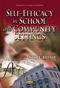 Self-Efficacy in School and Community Settings