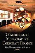 Comprehensive Monograph of Corporate Finance