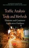 Traffic Analysis Tools and Methods
