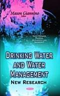 Drinking Water and Water Management